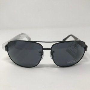 Fossil Women's Black Pilot Sunglasses NWT Outlook